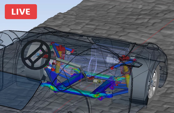 Structural, Multibody and Durability Simulation