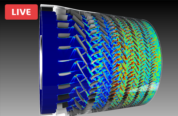 Simulation-driven Turbomachinery Development